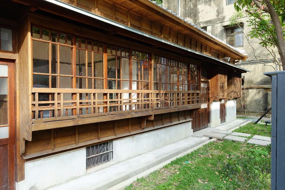 記錄著台中文學歷史發展軌跡的「台中文學館」。(Flickr授權作者-Forgemind ArchiMedia)