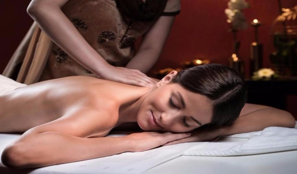 【泰式古法按摩】被動式瑜伽:按、摸、拉、拽、揉、捏全身筋絡