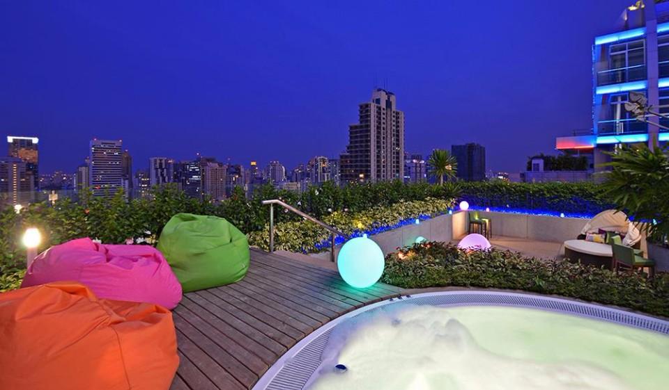 (照片來源:Aloft Bangkok Sukhumvit 11官網)