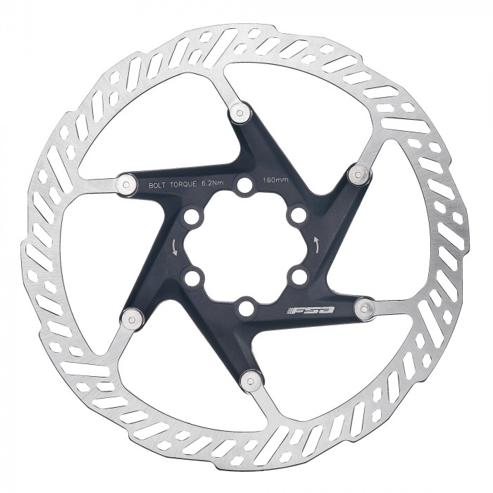 K-Force Rotors K-Force碟盤 (FSA提供)