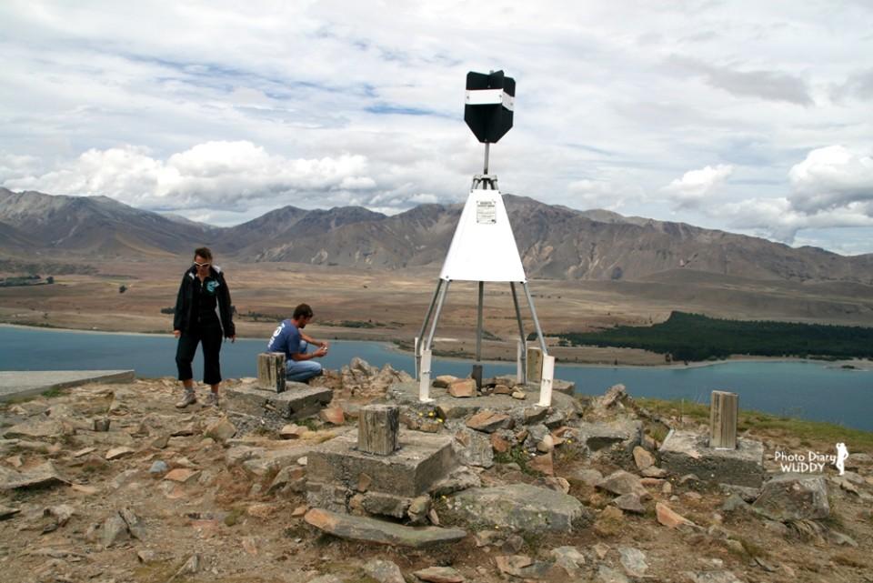 約翰山頂 Mt John Summit