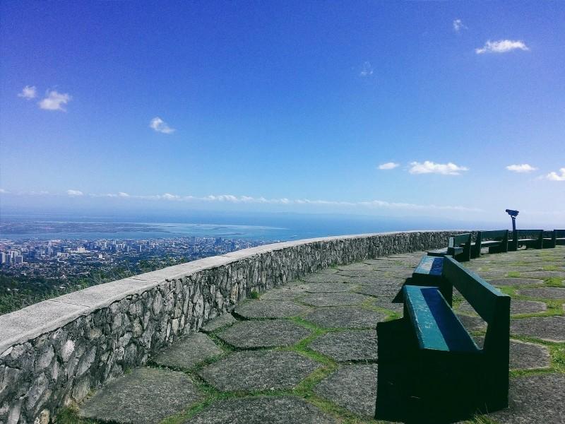 布賽山觀景台