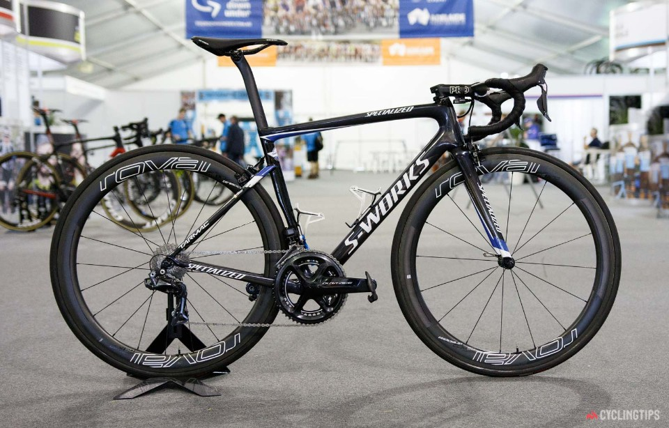 Quick-Step Floors Specialized Tarmac SL6(翻攝自cyclingtips)