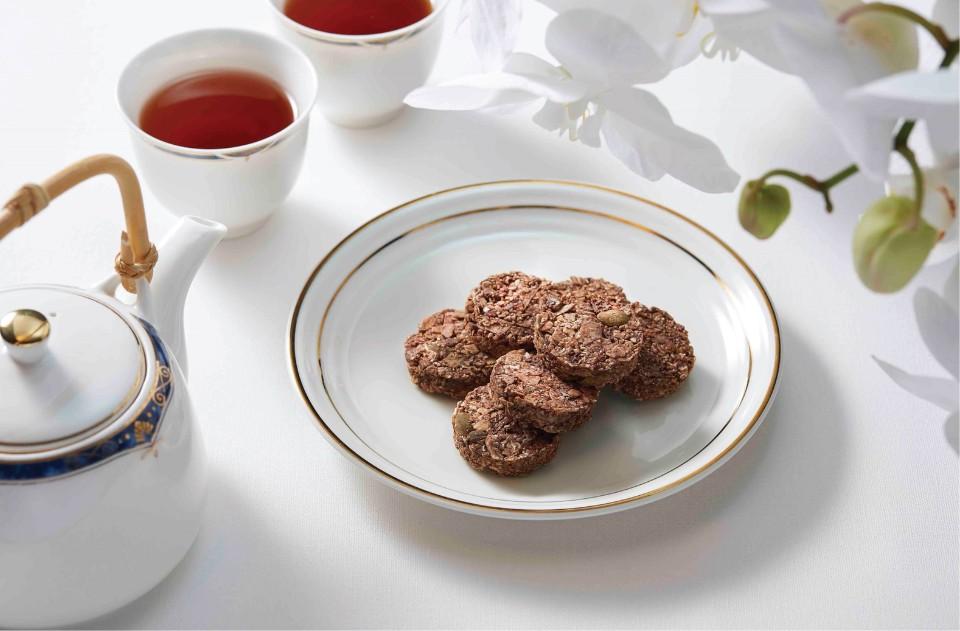 以「愛與夢想,健康分享」的理念,提供健康無負擔的優質甜點。