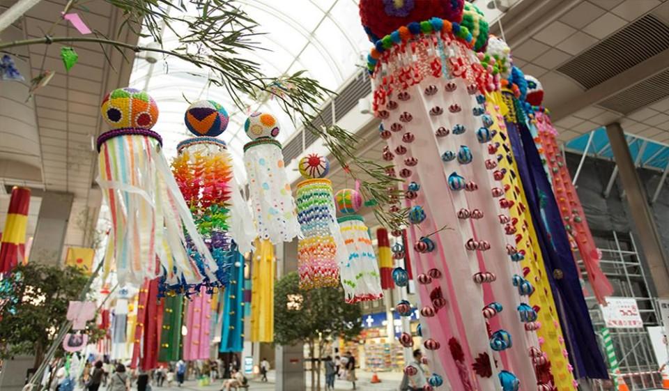 【日本七夕】仙台七夕祭:全世界最美麗盛典!今年七夕情人節就到仙台!