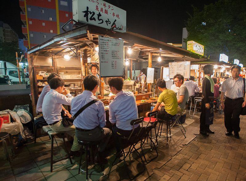 福岡夜生活的獨特風景 「屋台體驗」-欣日本-欣傳媒旅遊頻道