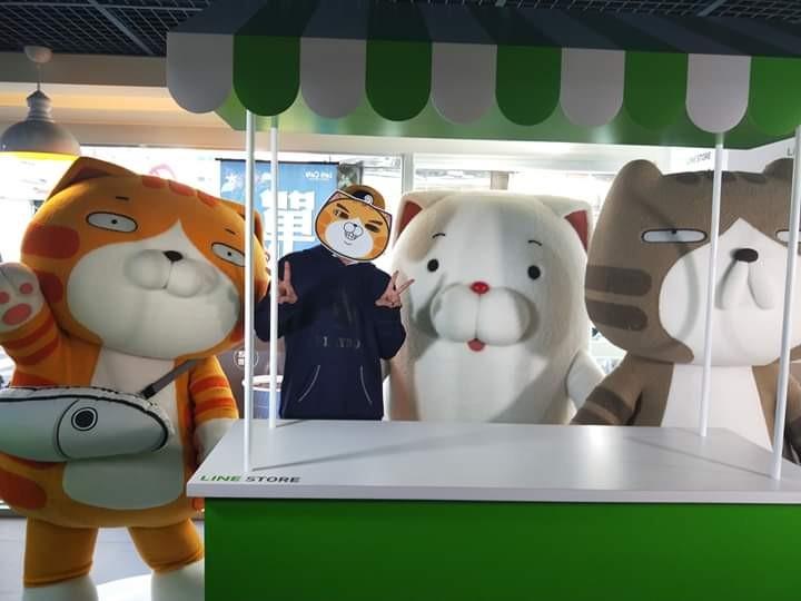 跨年倒數!最值得尖叫的《白爛貓87超商期間限定店》特展活動來了! - threeonelee.com