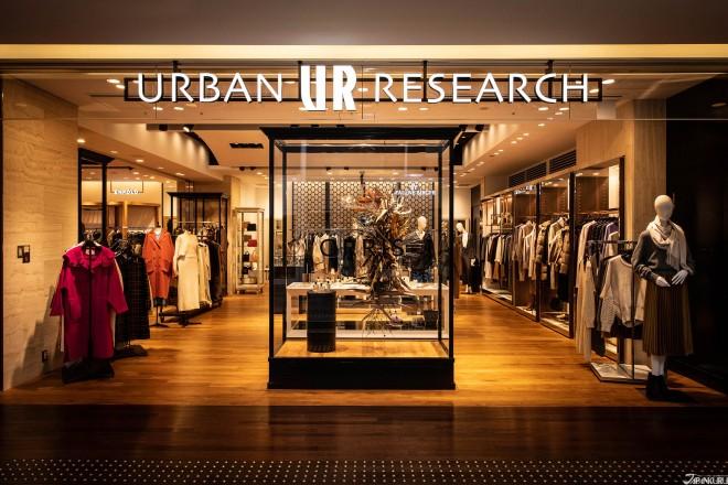 選物店(select shop)的佼佼者 表參道URBAN RESEARCH的必買清單