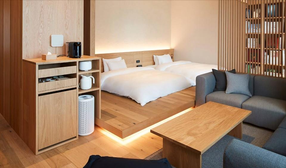 【東京住宿推薦】日本首間MUJI HOTEL、全球最大無印良品旗艦店 - threeonelee.com