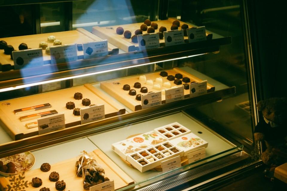 Choco Choco手工巧克力 花蓮