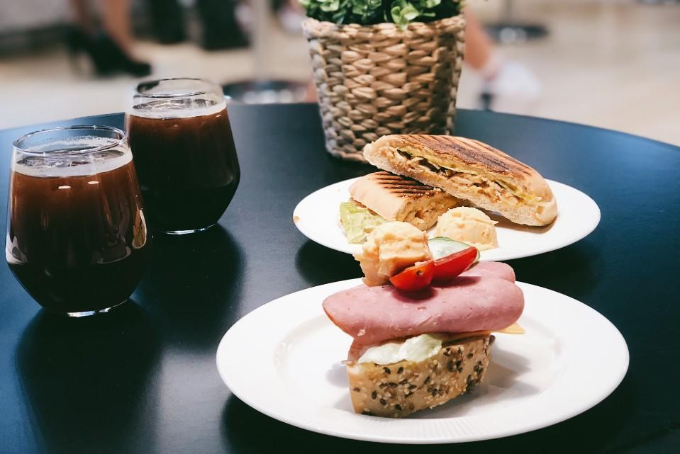 IKEA CAFE 新店店 早餐