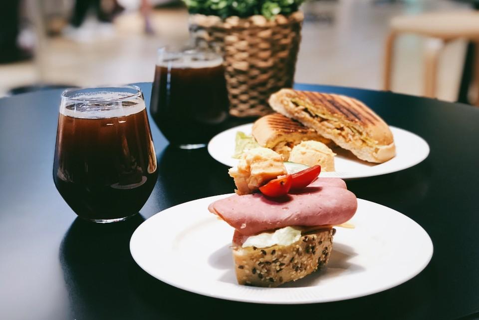 宜家家居IKEA 新店店 早餐 早午餐