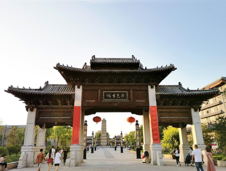 洛陽必遊   洛邑古城 走訪初代洛陽城址 復古又創新的非遺景點
