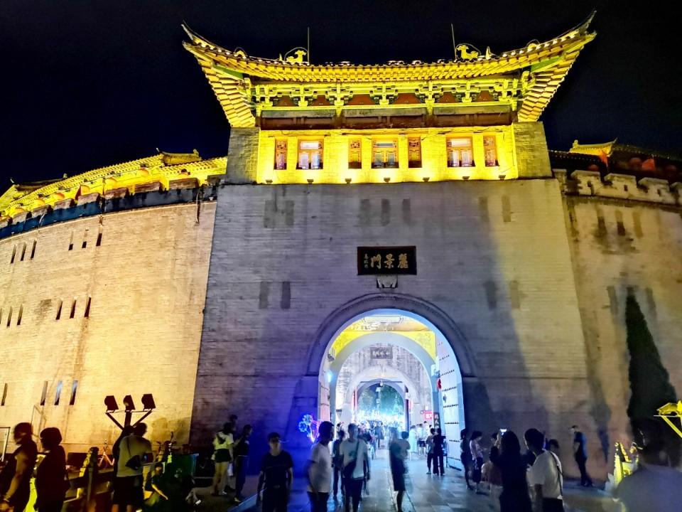 洛陽必遊   麗景門 洛陽人的千年記憶 焚而不毀的隋唐宮門