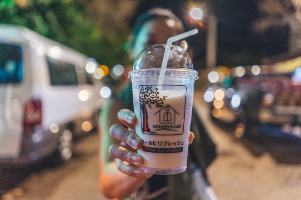 柬埔寨 暹粒 酒吧街 MOLOPPOR CAFE