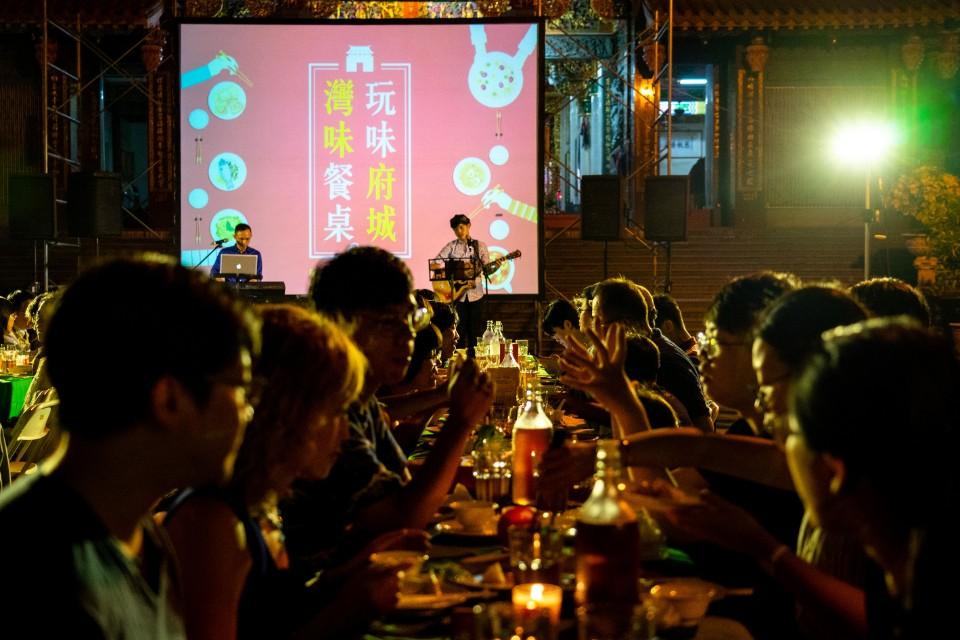 台南灣裡商圈攜手國宴主廚  獻上「中菜西吃」創意美食饗宴  驚豔灣味佳餚豐富味蕾