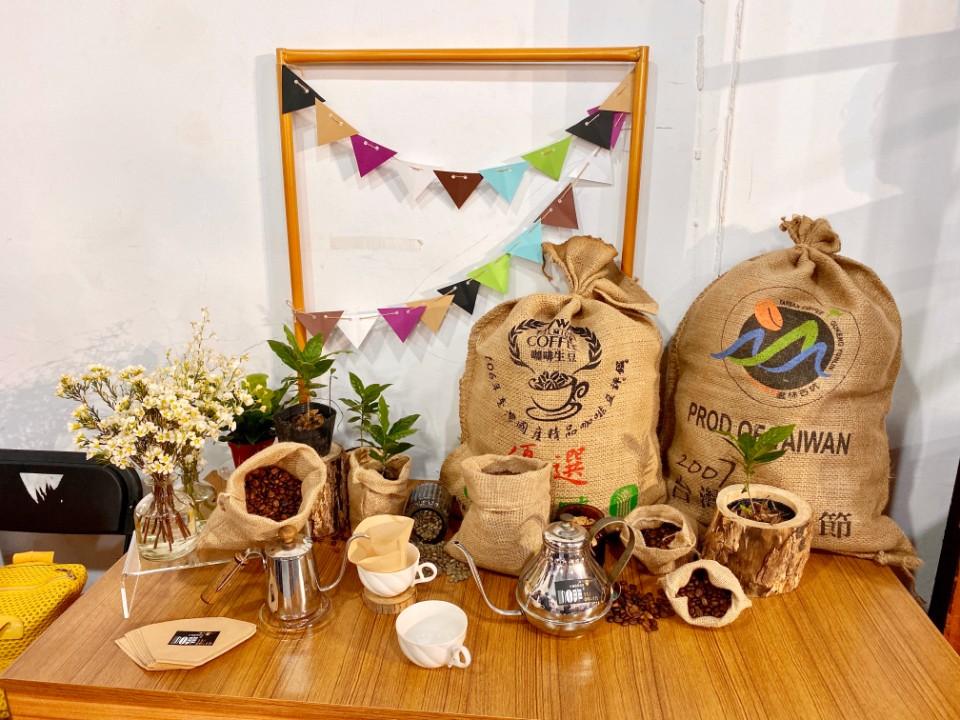 「2019雲林台灣國際咖啡節」快閃市集在華山 品味香醇古坑咖啡 沉浸五感嘉年華饗宴