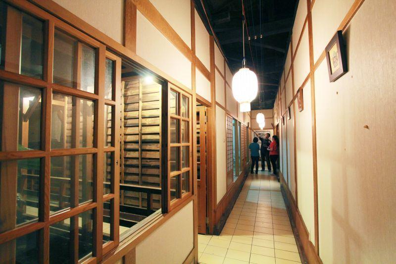 歷史悠久的「安通溫泉」,在安通溪畔的「玉溫泉」,還有十足日本風格的「加賀屋」,讓遊客可選擇最適合自己的湯池享受安通的絕世好湯。(記者陳德偉攝)