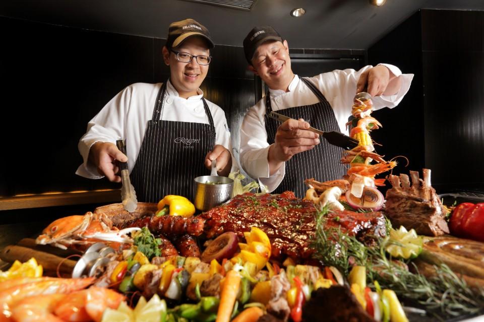 [2020中秋禮讚] 台北晶華酒店 栢麗廳夯肉宴+五星夯肉外帶餐再創中秋萬家香