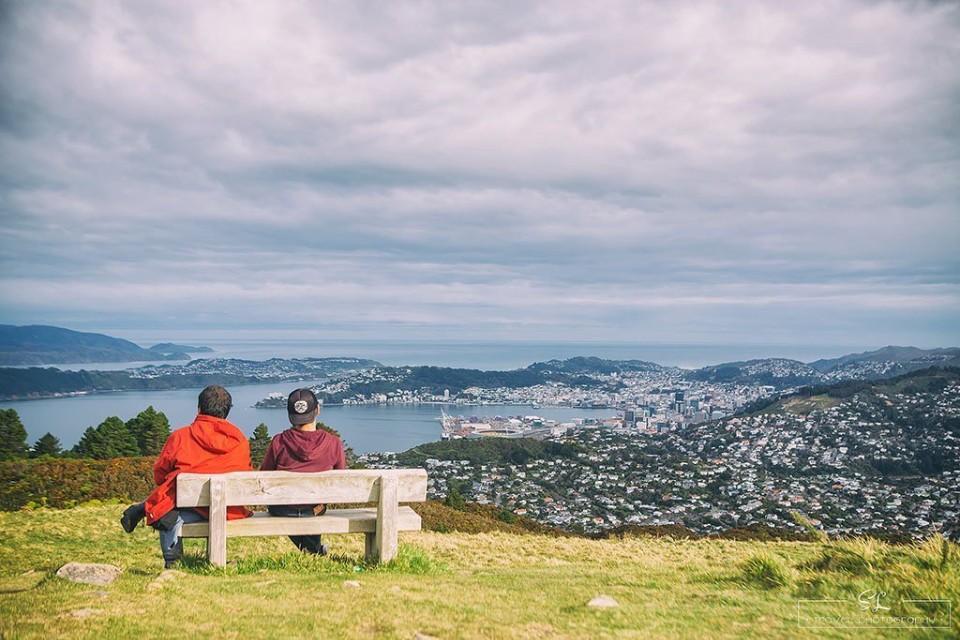 威靈頓 紐西蘭 紐西蘭自由行 紐西蘭健行 考考山