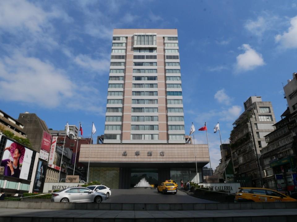 打開台北×欣建築開箱/晶華酒店總統套房 打開巨星們在台灣的家