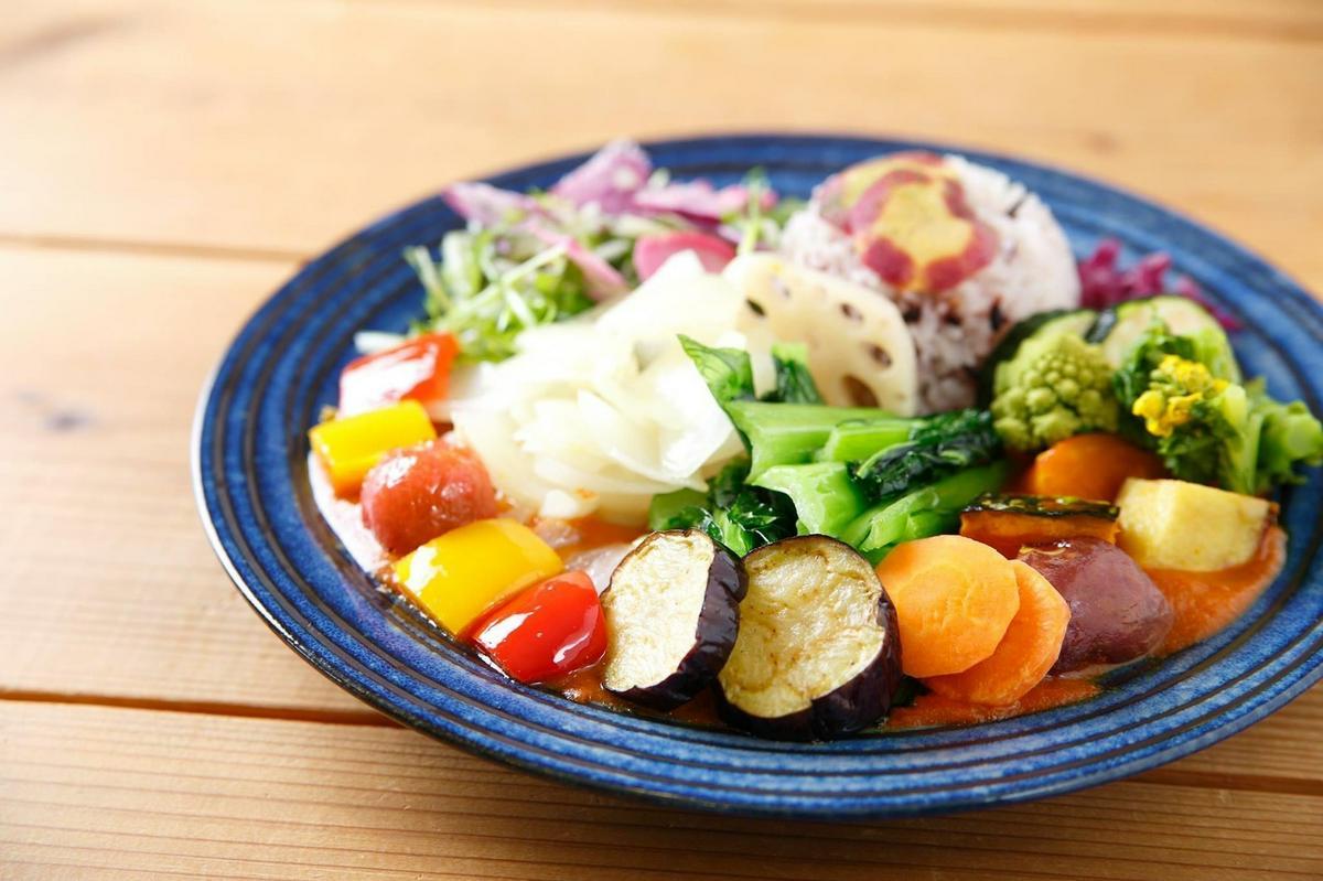 CURRYON野菜咖哩
