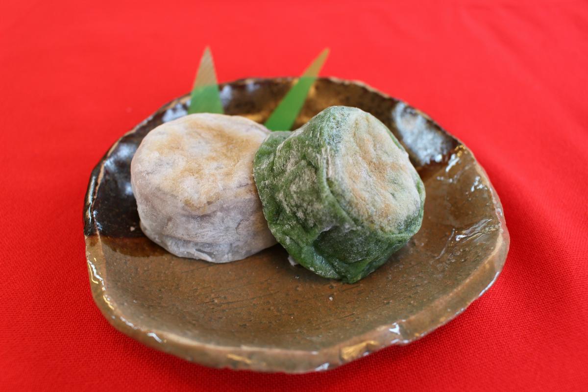 今西誠進堂(明日香店)燒餅