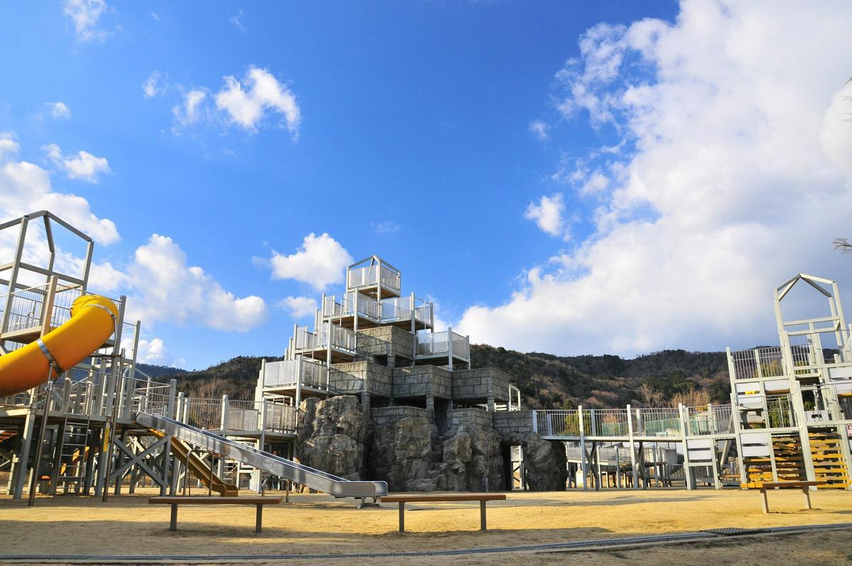 德島縣立明日多夢樂園 (Asutamu Land)