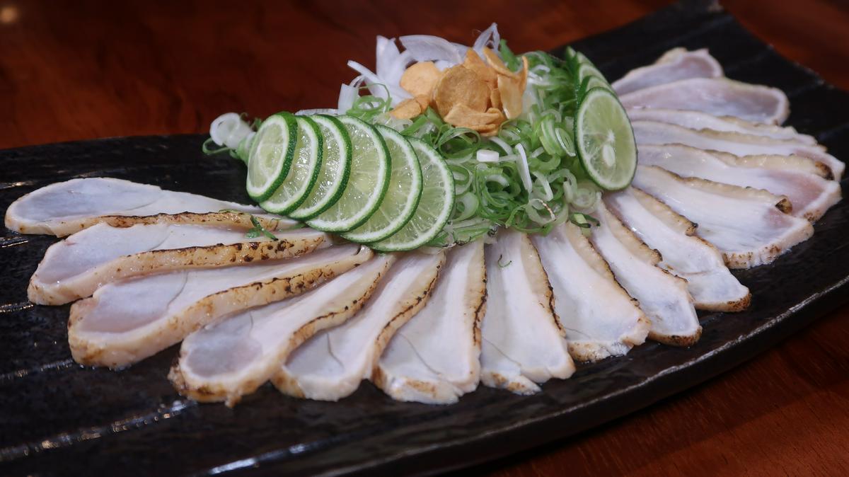 德島縣阿波尾雞-炙燒生阿波尾雞