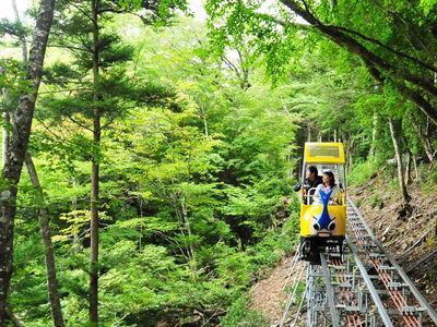 奧祖谷觀光周遊單軌列車