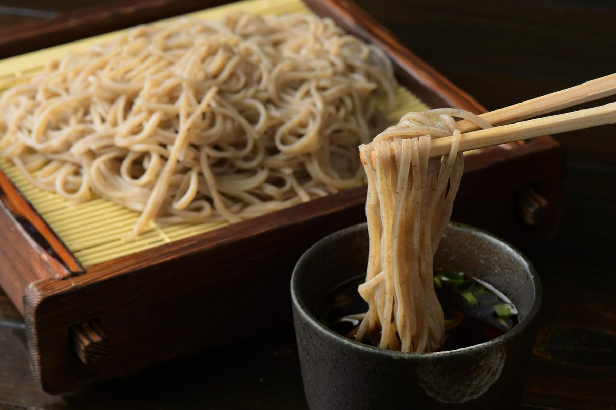 德島祖谷蕎麥麵