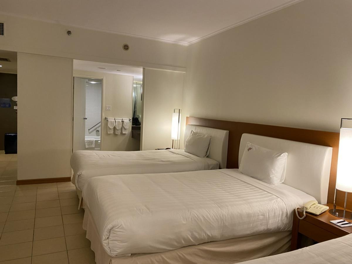 此次入住關島日航酒店的房型,為陽台房,有關島海灣的美景可欣賞