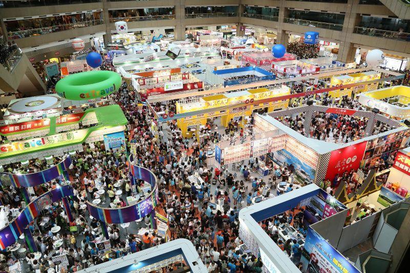 ITF台北國際旅展即將於11月4日~7日盛大展開。