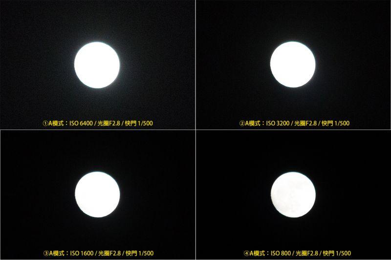 掌握訣竅,拍攝超級月亮並不難。(攝影/哈米貓)
