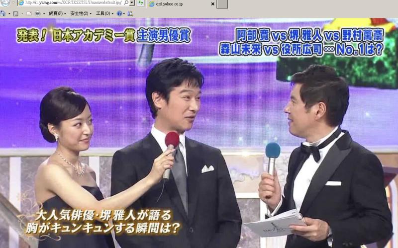 堺 雅人 電影 與 電視 節目