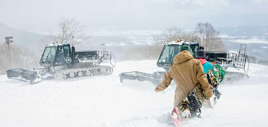 勇闖鬆雪秘境!盤點日本東北5大滑雪場:安比高原、藏王、磐梯山、雫石、田澤湖