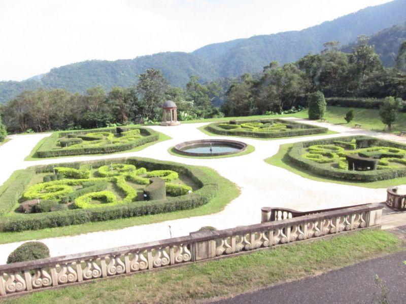 仁山植物園四季皆美,相當適合喜愛健行、賞景的人。(攝影欣傳媒)