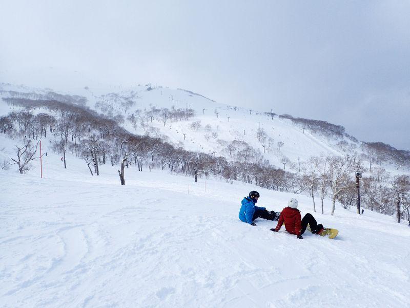 二世谷Grand Hirafu & HANAZONO滑雪場
