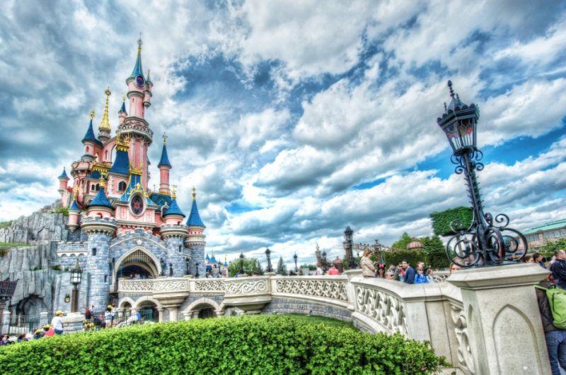 法國巴黎迪士尼(圖片來源:欣傳媒資料庫)