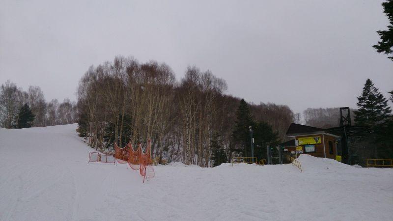 一の瀬山の神第二纜車。(photo by 阿福)