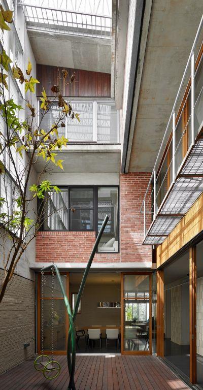 單棟住宅類 【首獎】宜蘭張宅;圖片提供:台灣建築報導雜誌社