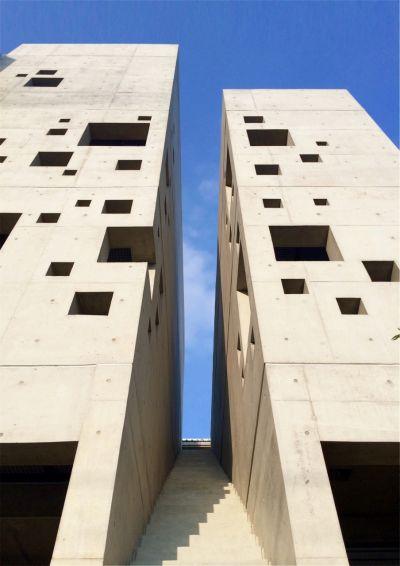單棟住宅類 【首獎】Brownmist House;圖片提供:台灣建築報導雜誌社