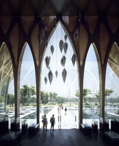 圖片提供/ Zaha Hadid Architects