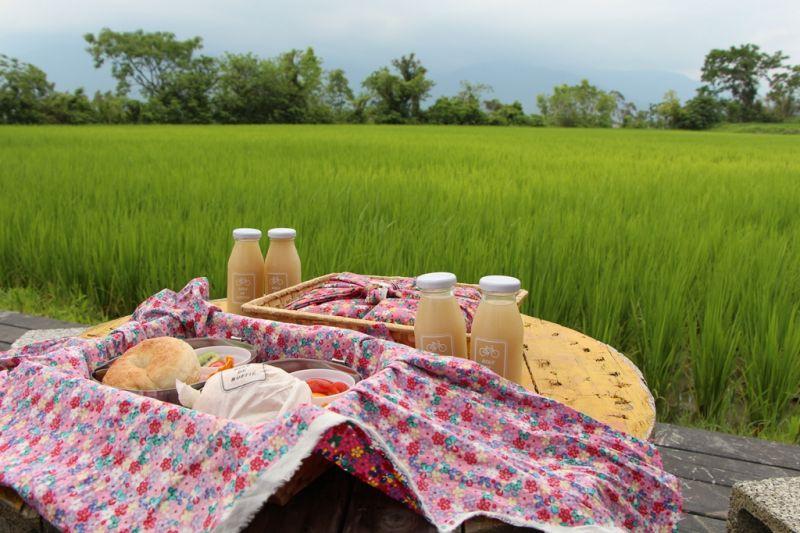 台東推廣產地餐桌至今,也催生了土生土長的市集「時令餐桌節」!(台東縣政府提供)