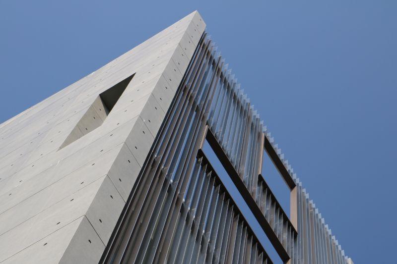 建築外觀;圖片提供:大山建築與室內設計團隊