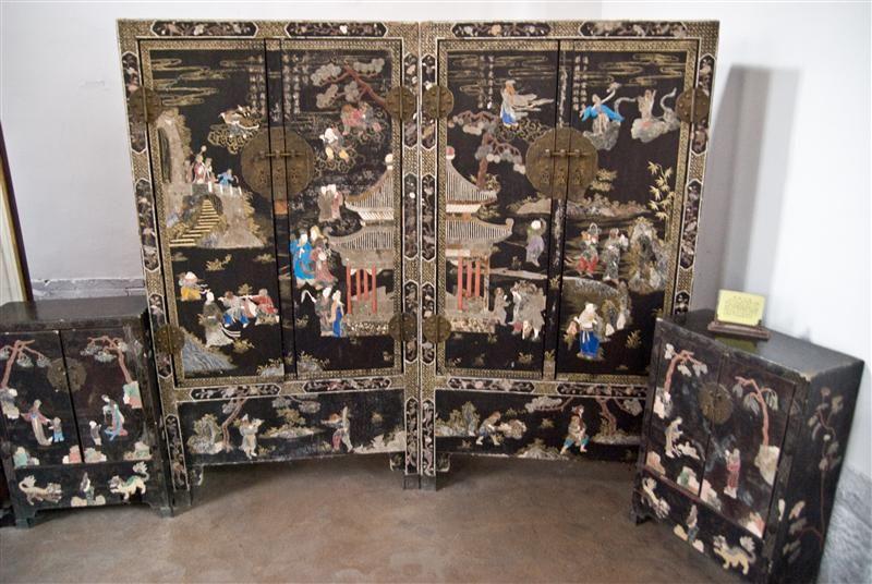 室內可見各房家族及主從間不同的生活文化。圖片來源:山東繁體旅遊網