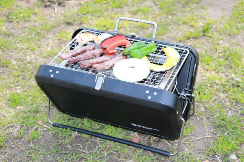 Solo BBQ Grill。(DOPPELGANGER OUTDOOR提供)