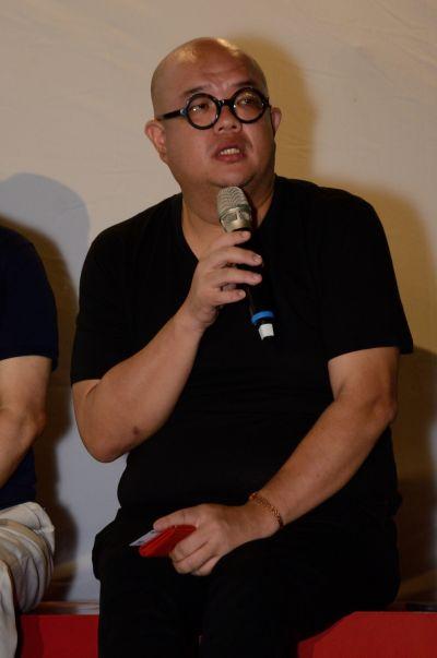 「建改社YOUNG TALK」劉仲豪建築師;攝影/李政霖