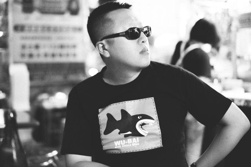 人物專訪/文化流氓十年劍 龐克樂評墓誌銘 — 中坡不孝生(羅元成攝)