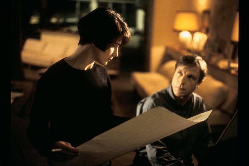 奇士勞斯基入圍金球獎配樂作 《藍色情挑》七月重返大螢幕